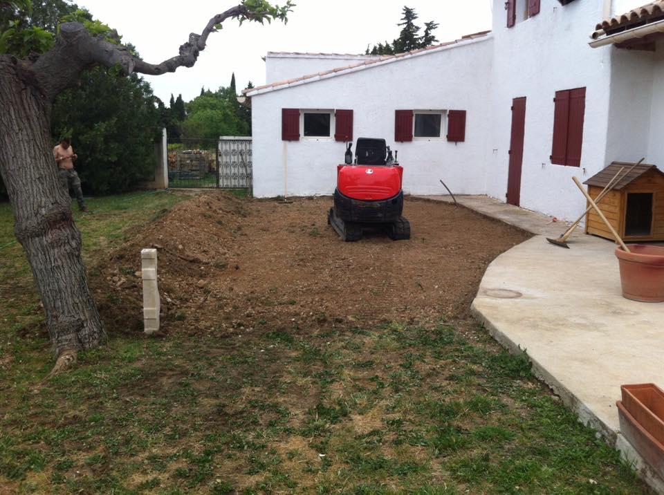 Terrassement et assainissement Monteux