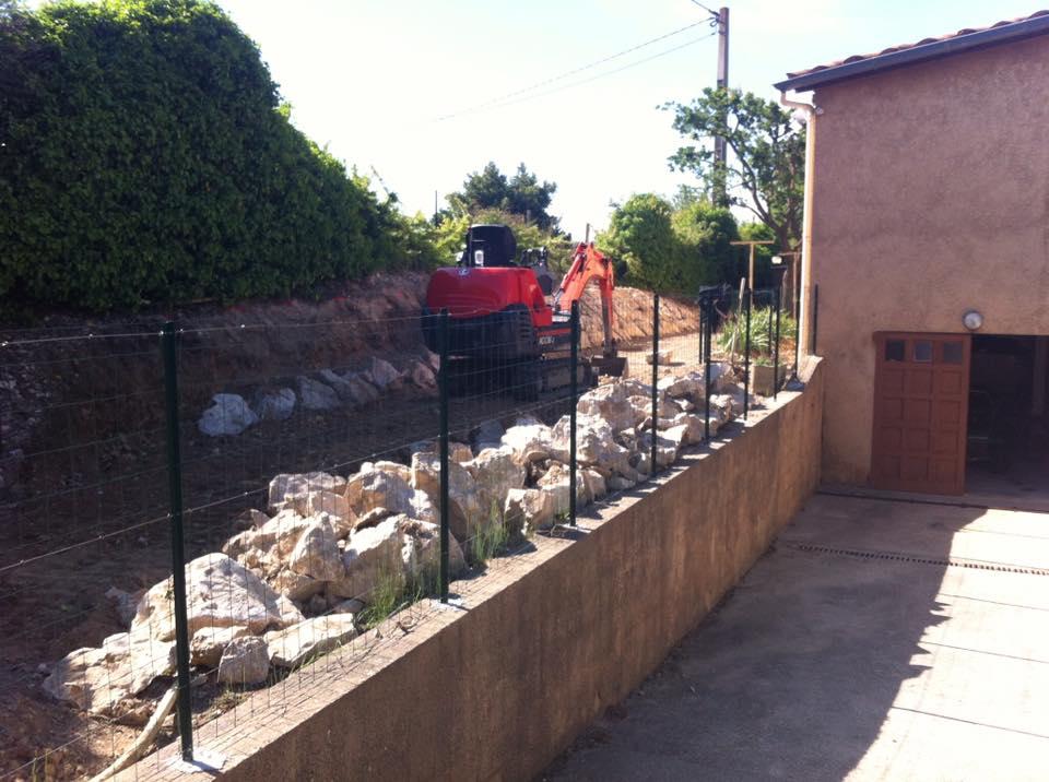 Terrassement et Assainissement Vaucluse